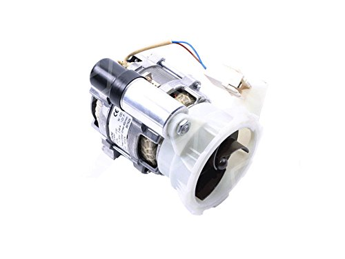 HANNING UP30-380 Drucksteigerungspumpe für Spülmaschine Hobart FX, GX, AM900, AMS900, GC41, GC42, GC 100W 220-240V Länge 135mm