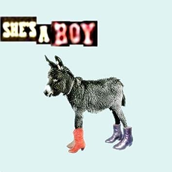 She's A Boy - EP