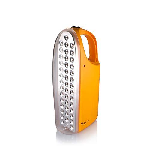Syska EML-4262 Emergency Rechargeable Light -Lantern 6W (Yellow)