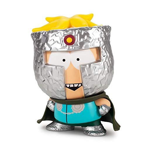 Kidrobot South Park Professor Chaos Designer Vinyl Blind Box Figur
