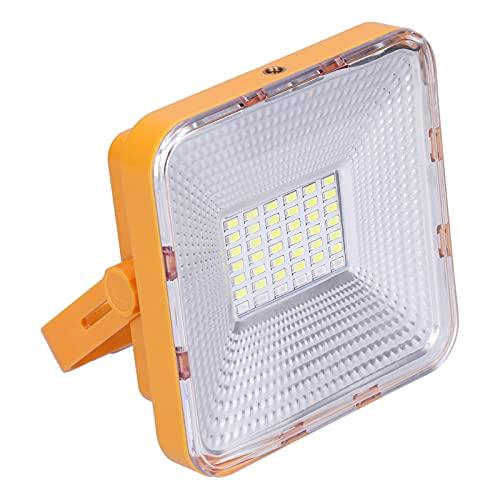 Lampe de camping solaire, lampe de travail solaire 4 modes lumineux Chargement USB pour l'entretien des lumières d'article pour les voyages en plein air