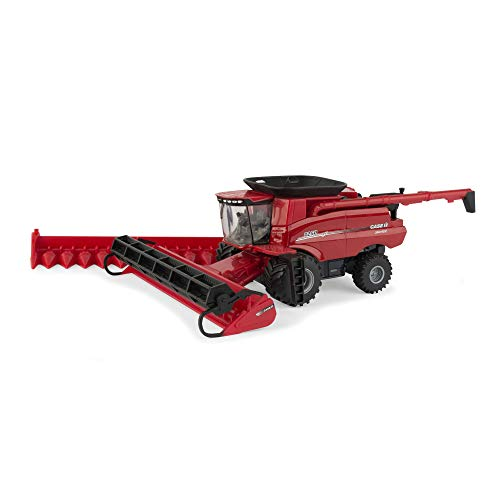 ERTL Case Ih 1: 64 Scale Axial-Flow 7250 Combine, Red -  TOMY Inc, 44166