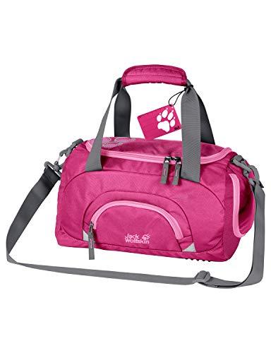 Jack Wolfskin Kinder Sporttasche Looks Cool Sporttasche, Pink Peony, One Size, 2008271