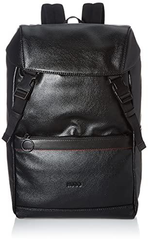 HUGO Herren Rocket GR_Backpack Rucksack, Black1, ONESIZE