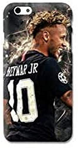 Neymar - Carcasa para iPhone 6/6S, Color Negro