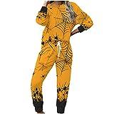 Gamoii Conjunto de pijama para mujer, para correr, para casa,...