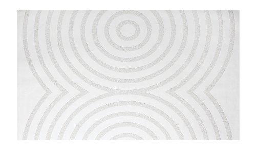 Patent Decor 3D Tapete in weiß (zum Überstreichen) (Nr. 6009-3344)