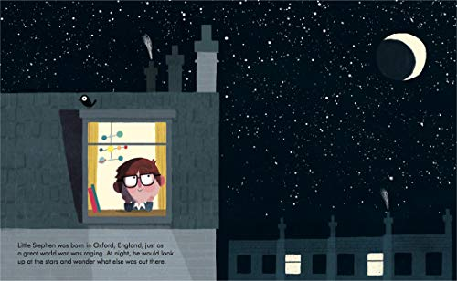 Stephen Hawking: 21 (Little People, Big Dreams)