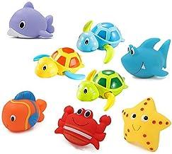 Dolphin Family Bath set toys Official UK Ravensden supplier Toddler child set