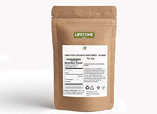 Té Chanca Piedra, Phyllanthus niruri | 100 taza de tés - 100 gramos | Rompepiedras | Té de hojas sueltas