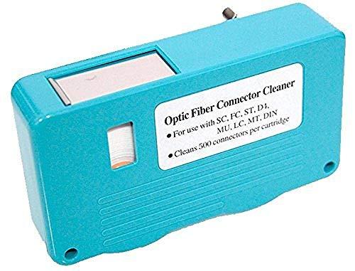 FiberShack - FTTH Fiber Optic Cleaning Box - Single and Multi Mode...