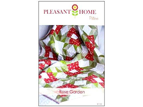 Pleasant Home Rose Garden Quilt Ptrn