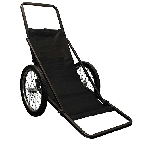 Rogers 500lb Capacity Packman Deer Cart with 20' Wheels