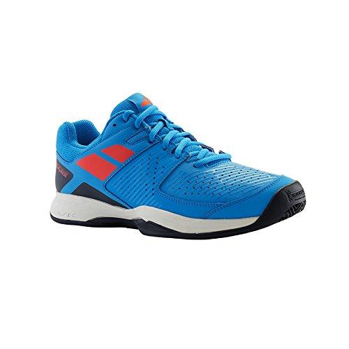 Babolat Pulsion Clay, Zapatillas de Tenis para Hombre, Azul