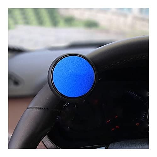 YinAn General Motor Volante Knob Bolsa de Refuerzo Dirección Rodamiento de Camiones Mango Manija Volante Auxiliar Steering Gear Booster (Color : Blue)