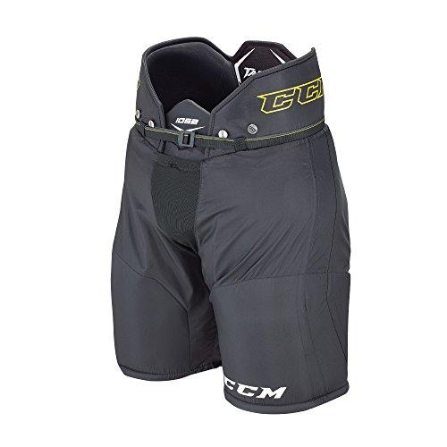 CCM Tacks 1052 Hose Junior, Größe:L, Farbe:schwarz