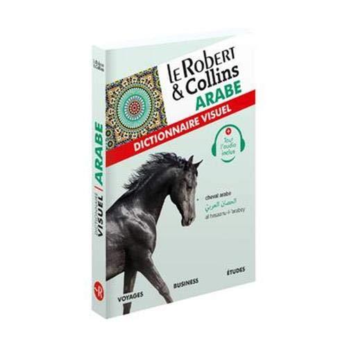 Le Robert & Collins - Dictionnaire visuel Arabe