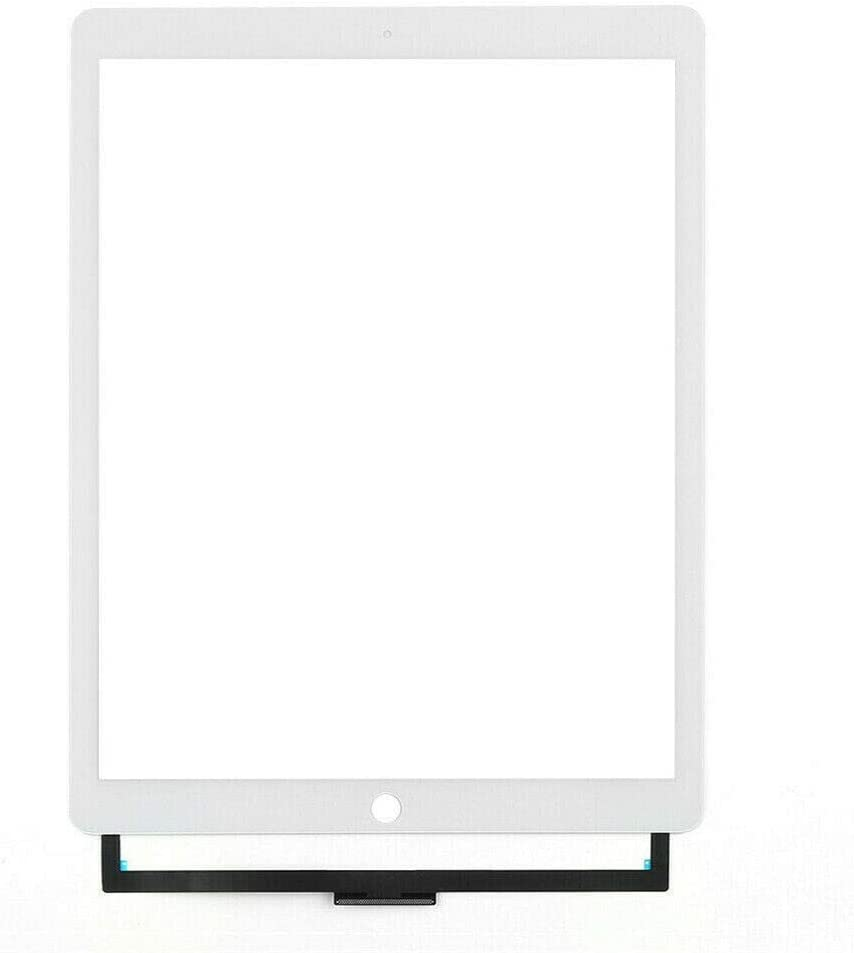 wei/ß ohne LCD Display TheCoolCube Touchscreen Digitizer Glas Bildschirm Ersatz f/ür iPad Pro 12,9 Zoll 2nd Gen A1670 A1671 A1821 2017