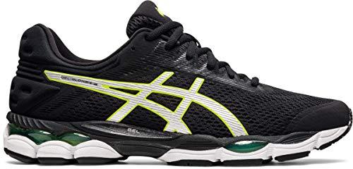 ASICS Gel-Glorify 4, Zapatillas para Caminar Hombre, Black Pure Silver, 44.5 EU