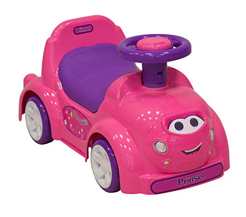 Prinsel Montable Comet Girl Ride On