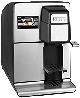 BUNN My Cafe MCO Single Serve Cartridge Commercial Automatic Brewer, Black (120V/60/1PH)