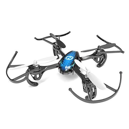 Holy Stone HS170 Predator Mini RC Drone 2.4Ghz 6 assi Gyro 4 canali Quadcopter Buona scelta per addestramento Drone