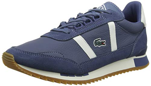 Lacoste Damen Partner Retro 319 1 SFA Sneaker, Blau (Dark Blue/Off White 1w6), 36 EU