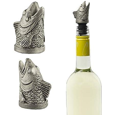Bottle Pourer Wine Aerator Alcohol Stopper Liquor Deer Head Flow Oil Whiskey New