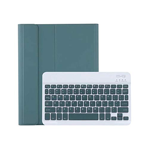 hangong Concise Keyboard Case With Touch Pad For Ipad Air 1 2 3 Pro 11 12.9 2018 2020 Smart Case For Ipad 9.7 10.2 10.5 12.9 Inch (Color : 7, Size : For ipad mini 45)