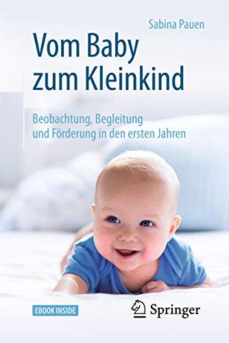 Vom Baby zum Kleinkind: Beobachtung, Begleitung und Förderung in den ersten Jahren