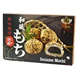 Royal Family - Sesame MOchi 7.4 Oz / 210 G (Pack of 1) from DragonMall Gourmet