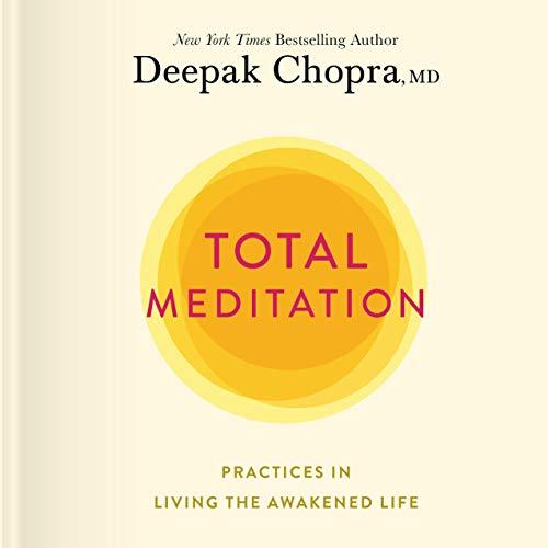 Total Meditation audiobook cover art