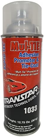 Transtar 1033 Max 65% OFF Mul-Tie Adhesion Promoter oz. – 12.75 Max 72% OFF Aerosol