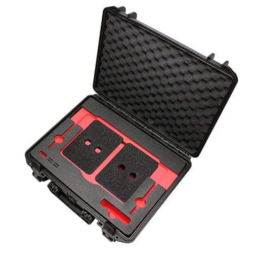 wasserdichte Laptop Notebook Koffer mit funktionellem Inlay für Apple MacBook Air 13