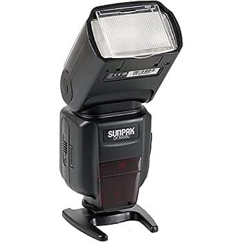 Sunpak DF3600U Flash for Canon and Nikon Camera