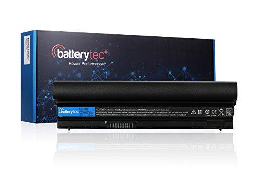 Batterytec® Batería para DELL Latitude E6220 E6230 E6320 E6330 E6430s. 312-1241 HGKH0 HJ474 J79X4 F33MF FHHVX FN3PT WJ383 WRP9M X57F1.[11.1V 4400mAh,12 Meses de garantía]