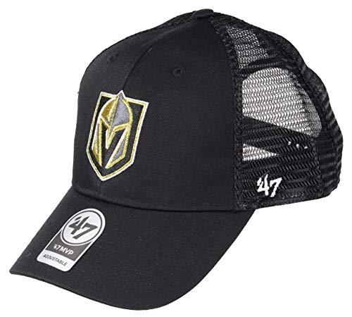 47 Las Vegas Golden Knights - Adjustable Cap - MVP Branson - NHL - Black - One-Size