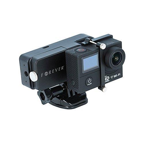 Forever Gimbal 1-axis stabiele camerahouder accessoires voor actiecam, compatibel met GoPro Hero 4/3 3