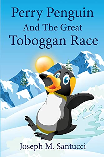 Perry Penguin and The Great Toboggan Race