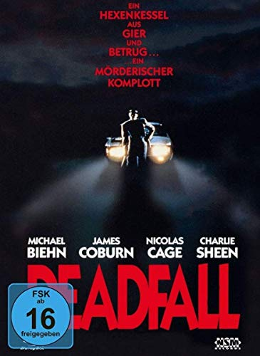 Deadfall [Blu-Ray+DVD] - uncut - auf 333 limitiertes Mediabook Cover B