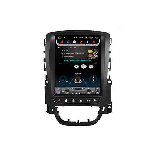 Autoradio 2 Din Radio De Coche Pantalla táctil de 9.7' Admite Bluetooth Android Auto Carplay/WiFi/Arranque rápido/Cámara de respaldo/OBDII/SWC Para Buick Excelle/Opel Astra J,Quad core,WIFI 1G+16G