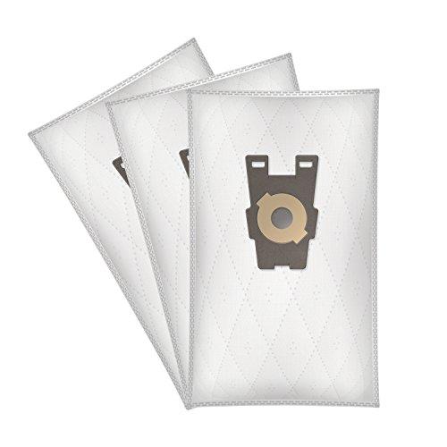 Wessper® Staubsaugerbeutel für Kirby G7E (3 Stück, Synthetische)