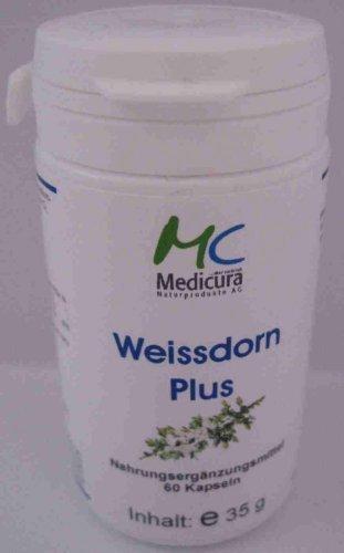 Weissdorn Plus Kapseln - MC