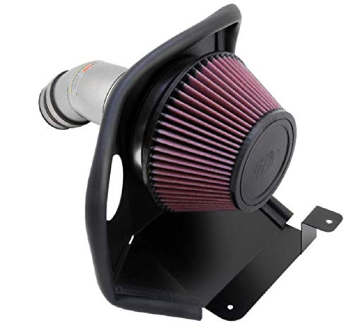 K&N 69-5303 Waschbarer und wiederverwendbarer TS KFZ Hochleistungsluftfiltersystem