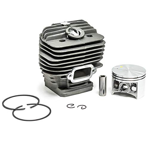 Piston Cylinder Kit Big Bore 56MM Compatible with Stihl Chainsaw 066 MS660 Gaskets 1122 020 1209