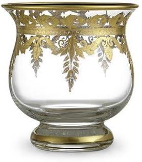 Arte Italica Vetro Candleholder mart Gold Louisville-Jefferson County Mall Votive