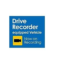 Seal&Sticker's ドライブレコーダー 7シリーズ マグネットステッカー sts-drvrec_07_a_mg (青)