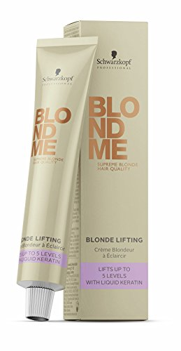 Schwarzkopf Blond Me Blonde Lifting Steel Blue, 60 ml
