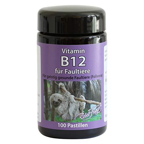 Robert Franz Vitamin B12 Pastillen (100 Pastillen)