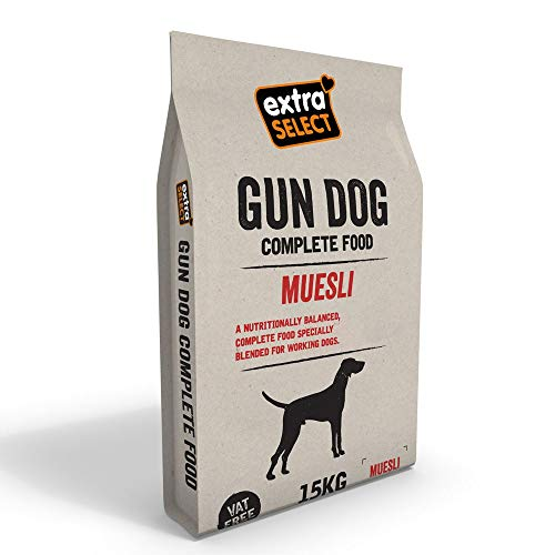 Extra Select Complete Dry Gundog Muesli, 15 kg